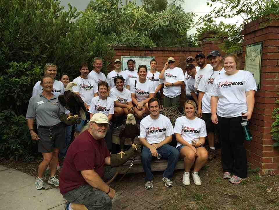Photo of Disney Volunteer's