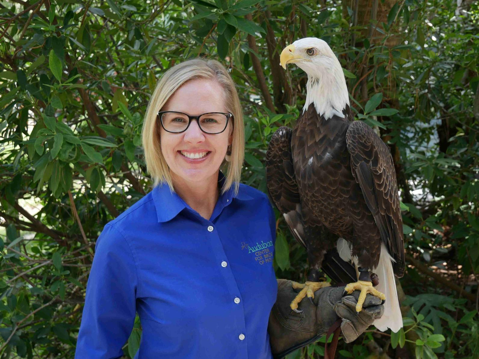 Photo of Bald Eagle Trouble with Katie Warner